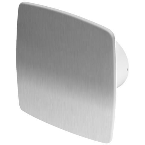 125mm Sensore Di Umidit Aspiùatore Inox Pannello Frontale Nea Parete Soffitto Ventilatore