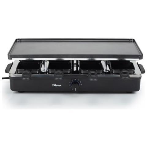 Griglia Per Raclette Per 8 Persone Ra-2995 1400 W
