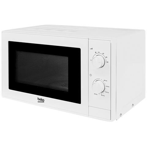 MGC20100W Forno Microonde Capacità 20 Litri Potenza 700 Watt Colore Bianco