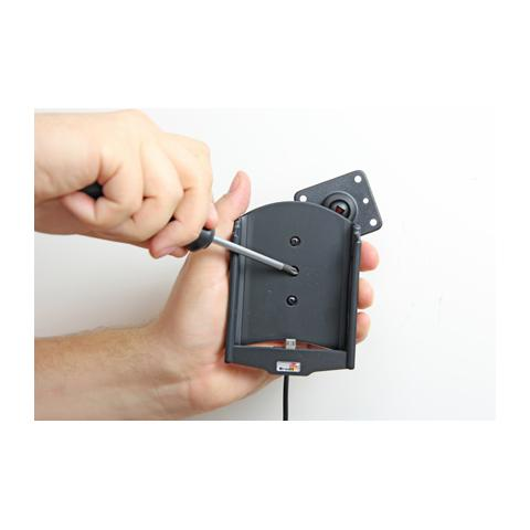 BRODIT 512846 Auto Active holder Nero supporto per personal communication