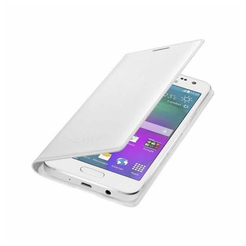 SAMSUNG Flip Cover Bianco A3