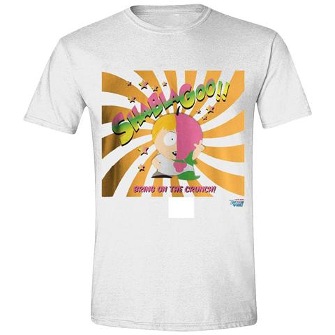 TimeCity South Park - Tfbw Bring On The Crunch (T-Shirt Unisex Tg. L)