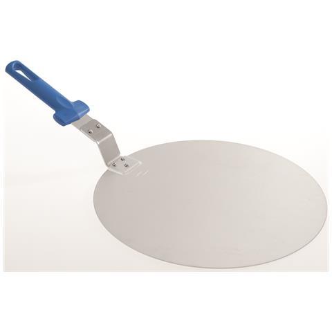 Vassoio Per Pizza Di Gimetal Alluminio Con Manico Non Ricambiabile Diam. 45 Cm