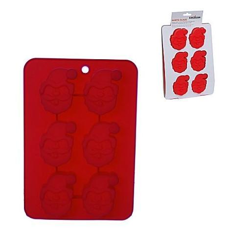 Stampo Silicone 6 Mini Babbo N