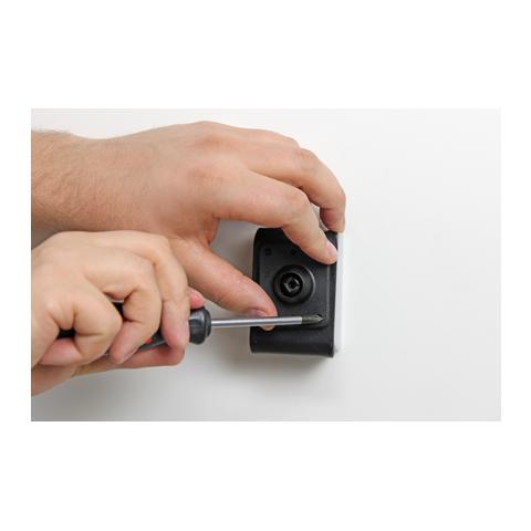 BRODIT 512863 Auto Active holder Nero supporto per personal communication