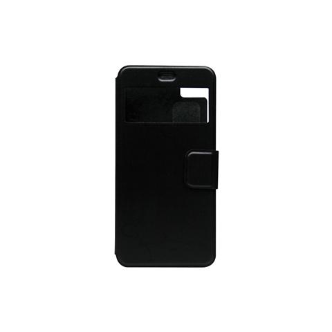 MEDIACOM Flip Smart Cover per PhonePad Duo G515 Nero