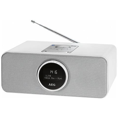 Aeg Radio Stereo Dab + Sr 4372 Bianco