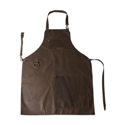 Grembiule Leather Apron In Pelle Attrezzatura Barman Bartender Rs9105