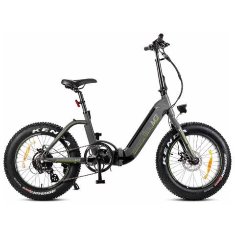 Bicicletta Elettrica M3-RBLT2-T Titanio Alluminio (20'') Ioni di Litio 29 kg