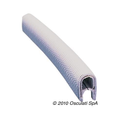 Profilato PVC nero 4 x 6 mm