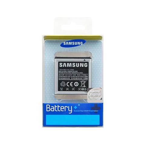 SAMSUNG Batteria Originale Li-Ion da 1500 mAh per Galaxy S3 Mini