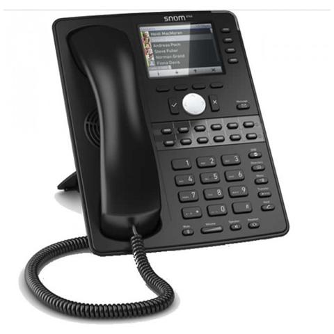 D765 Professional Business Phone bk