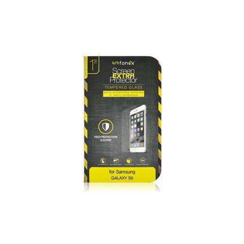 FONEX Protezione Schermo in Vetro Temperato per Galaxy S6 (1Pz)