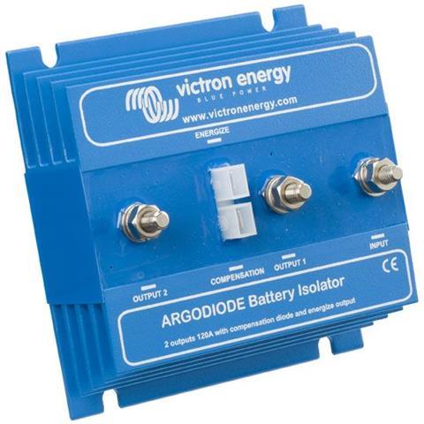Victron Ripartitore Di Carica Isolatore Argo 80-2ac 2 Batterie 80a #n52521520000