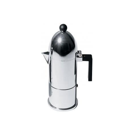 Caffettiera espresso la cupola 3 tazza alluminio