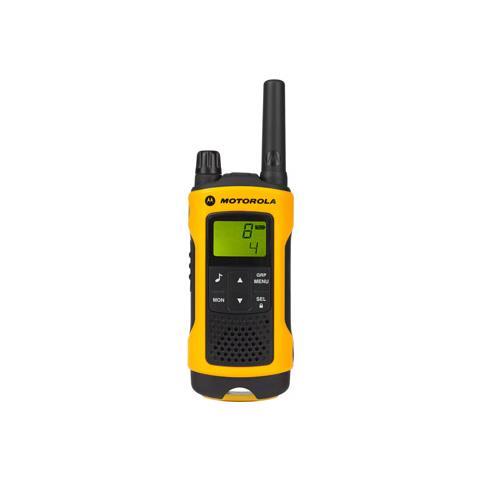 Motorola T80 Extreme Walkie Talkie 8channels ricetrasmittente