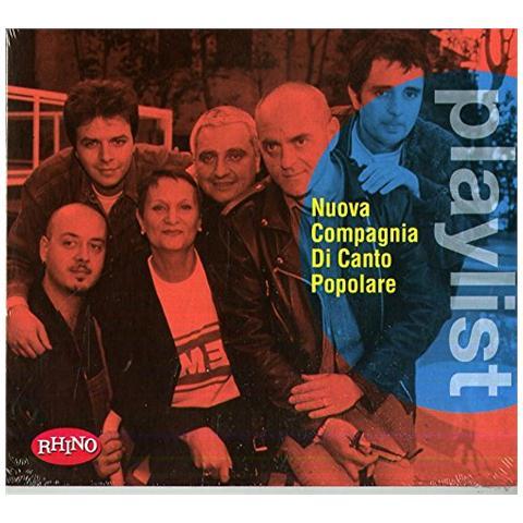 WARNER MUSIC Nuova Compagnia di Canto Popolare - Playlist