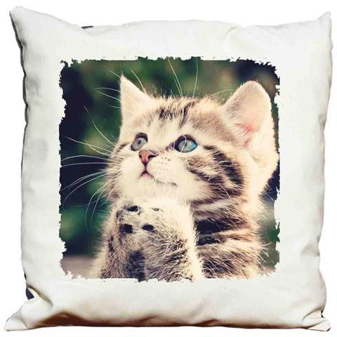 Cuscino Decorativo Gatti Cuccioli 3