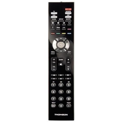 HAMA ROC4411 IR Wireless Pulsanti Nero telecomando
