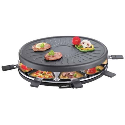Raclette Grill RG 2681 1100W Colore Nero