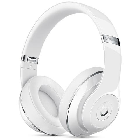 Beats by Dre Cuffie Wireless Beats Studio Gloss colore Bianco