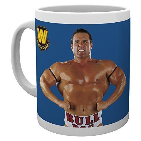 Tazza Wwe Mug British Bulldog