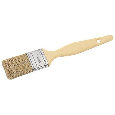 Pennello Per Alimenti Mm30 Manico Plastica Ghiera Inox