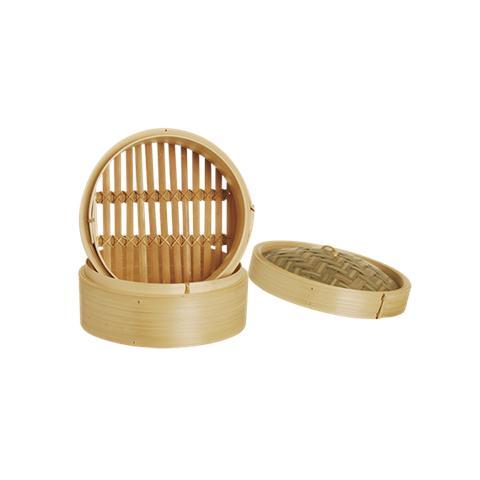 Vaporiera Bambù diametro 22,5 cm