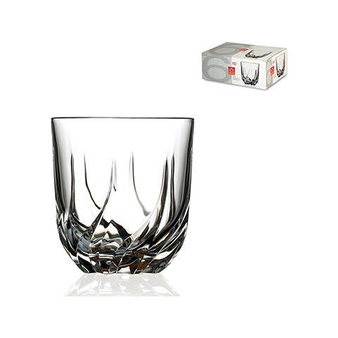 Confezione 6 Bicchieri In Vetro Trix Vino 3 Cl29