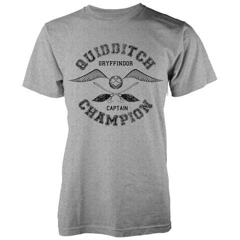 PHM Harry Potter - Quidditch Champion (T-Shirt Unisex Tg. XL)