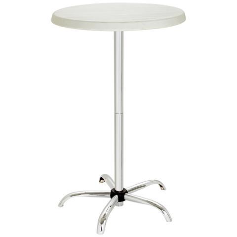 Tavolo scomponibile bistro tavolino in Alluminio per catering 601177
