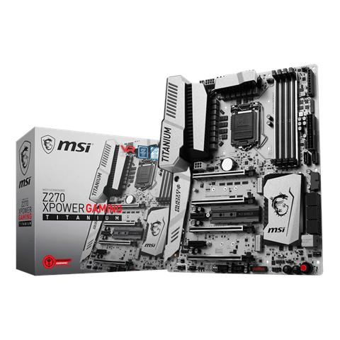 Z270 XPOWER GAMING TITANIUM