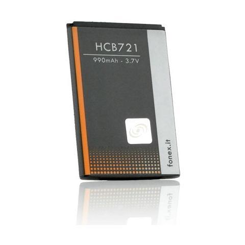 FONEX Batteria Li-Ion High Capacity 990 mAh per Samsung S3650 / S5600