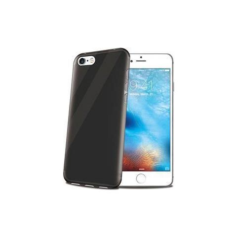 CELLY Cover in TPU per iPhone 7 - Nero