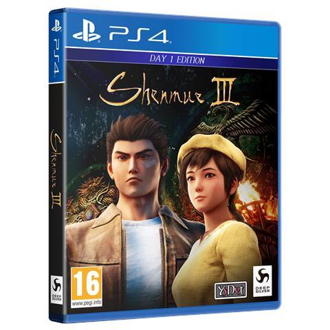 DEEP SILVER PS4 - Shenmue III