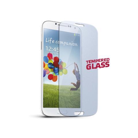 CELLY Vetro Protettivo Aggiuntivo per Galaxy S4