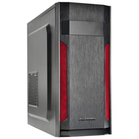 Image of Pc Fisso Computer Desktop Nuovo Assemblato Quad Core I7 8gb Ssd 240gb Windows 10