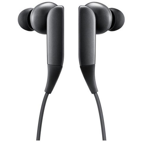 SAMSUNG Level U Pro, Stereofonico, Micro-USB, Interno orecchio, Nero, Bluetooth, Intraurale