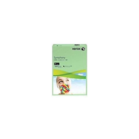 Kopieerpap A4 80g groen / pak 500v