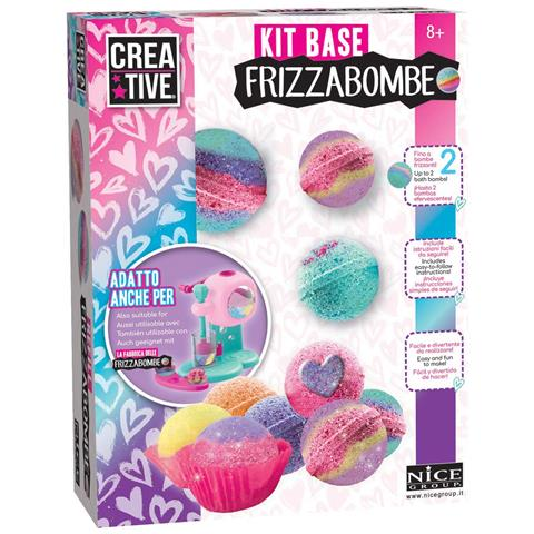 Nice Creative - Kit Base Frizza Bombe