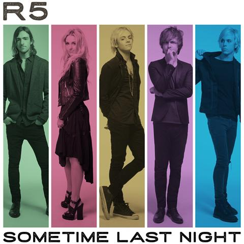 UNIVERSAL R5 - Sometime Last Night