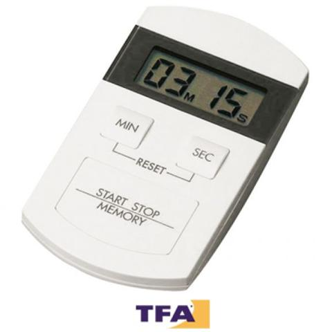 Timer e cronometro digitale