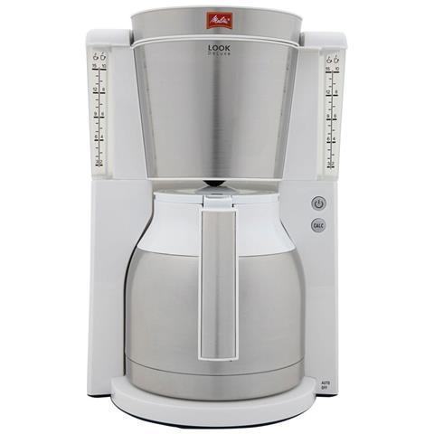 caffè isotermica Iv sguardo Therm Deluxe Bianco 1000w 15 tazze da 1011 a 1013