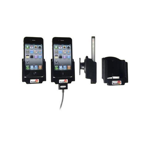 Brodit 516164 Passive holder Nero supporto per personal communication