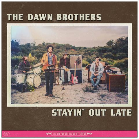 V2 Dawn Brothers - Stayin' Out Late -Digi-