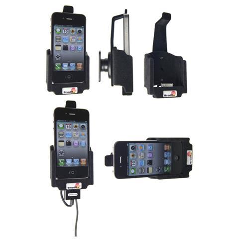 Brodit 516170 Passive holder Nero supporto per personal communication