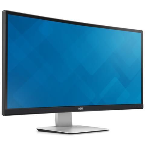 Monitor Curvo 34'' IPS U3415W 3440x1440 WQHD Tempo di Risposta 8ms