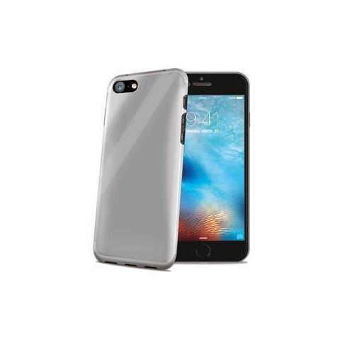 CELLY Cover in TPU per iPhone 7 - Trasparente