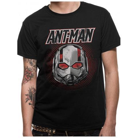 CID Antman - Vintage Mask (T-Shirt Unisex Tg. L)