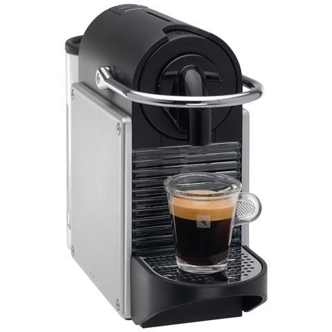 Nespresso Pixie elettrico in alluminio M110